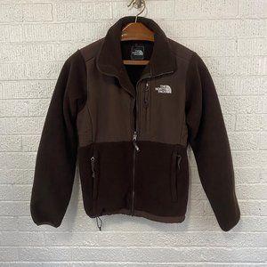The North Face denali jacket womens small